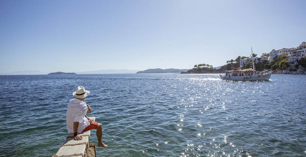 Griechenland Insel Skiathos Reisewelt Teiser Hüter Gmbh