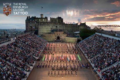 Edinburgh BU8531 Beitragsbild - EDINBURGH - Royal Military Tattoo