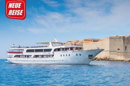 Motoyacht Apolon FL8067 Beitragsbild - MOTORYACHT APOLON – Inselhüpfen in Kroatien auf einer exklusiven Yacht