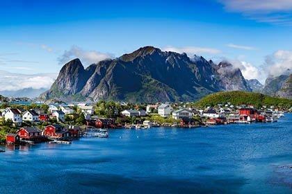 Norwegen BU8507 Beitragsbild - NORWEGEN – Wunderwelt der Fjorde