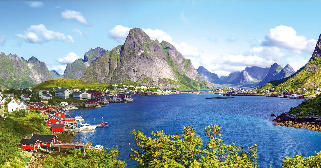 Norwegen_KF8143_Reine auf den Lofoten