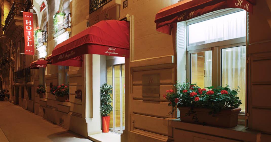 Paris_BU8510_Hotel MAGELLAN