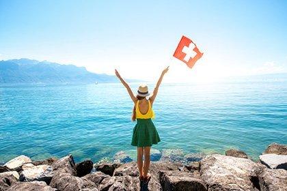 Schweiz BU8521 Beitragsbild - SCHWEIZ - Spektakuläre Zugfahrten und der Genfer See