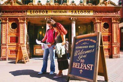 Irland City Tour_Dublin und Belfast