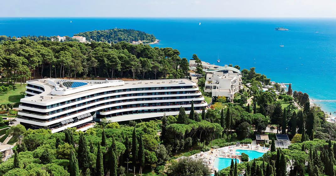 Kroatien istrien hotel lone reisewelt teiser h ter for Designhotel kroatien
