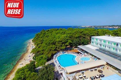 Hotel Pinija FL8460 Beitragsbild - KROATIEN - Hotel PINIJA