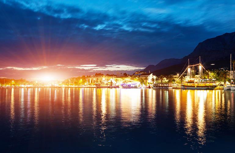 Kroatien Silvester Beitrag - Reisebericht - Silvester in KROATIEN