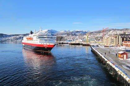 MS Nordlys Beitragsbild - MS NORDLYS - Herbst mit Hurtigruten