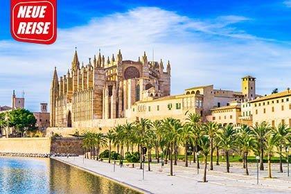 Mallorca Studienreise FL8549 Beitragsbild - MALLORCA - Kulturell und originell