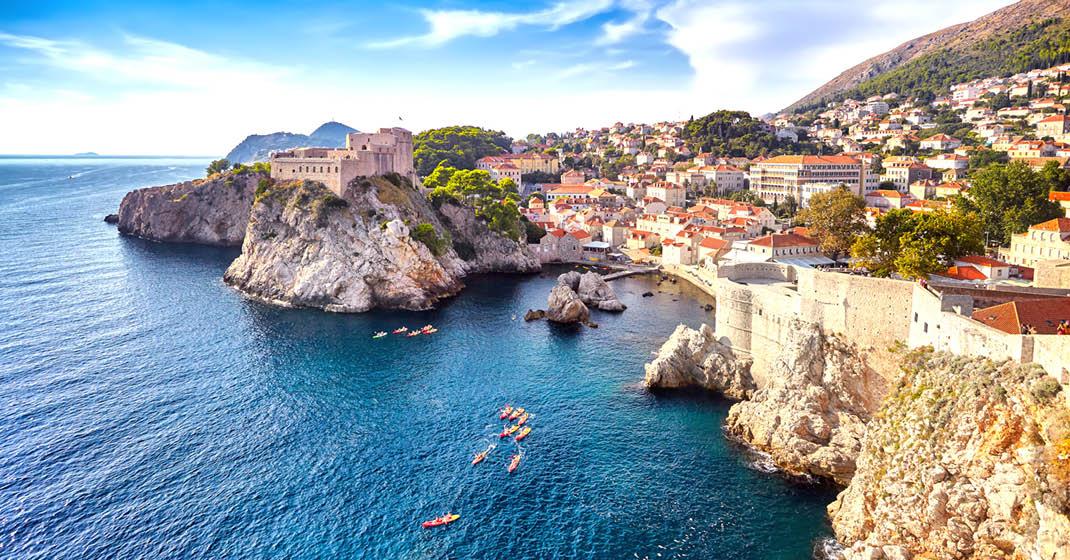 Zwei Inseln ein Traum_Blick auf Dubrovnik_FL8809