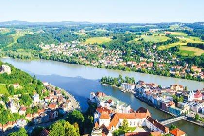 BU8563 Donauradweg Beitragsbild - DONAURADWEG - von Passau nach Wien