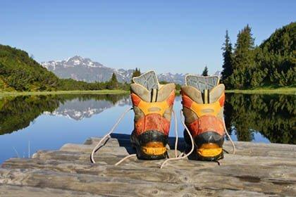 BU8605 Alpenüberquerung Beitragsbild - ALPEN - einmal zu Fuß über die Alpen
