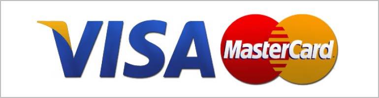 visa mastercard - Kreditkartenzahlung