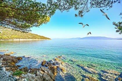 FLXXXX Radwandern Kroatien Antonija Beitragsbild - KROATIEN -  Dalmatien mit dem Rad entdecken!