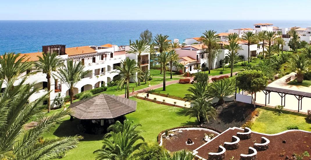 TUI_Magic_Life_Fueteventura_Blick auf das Hotel