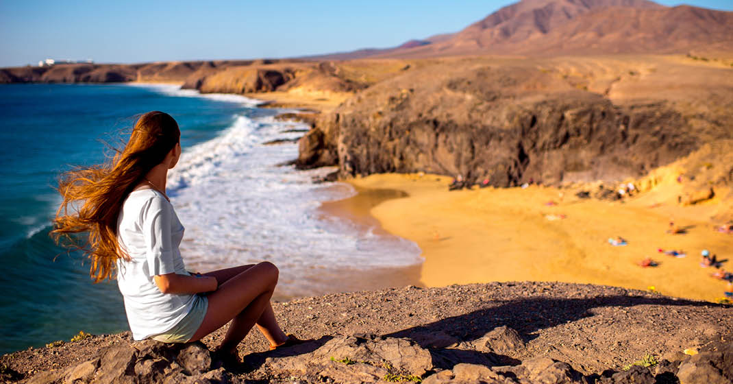 AIDAnova_Küste von Lanzarote