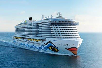 AIDAnova, neuestes Schiff, Kanaren-Kreuzfahrt