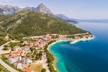 Kroatien, Hotel Antonija