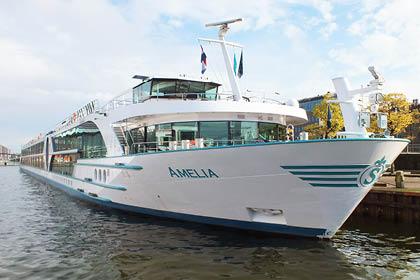 MS Amelia Donau Beitragsbild - MS AMELIA – Zauberhafte Donau-Metropolen