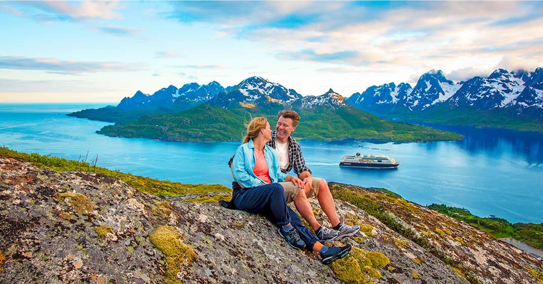 MS Trollfjord KF9131_Sommer mit Hurtigruten3