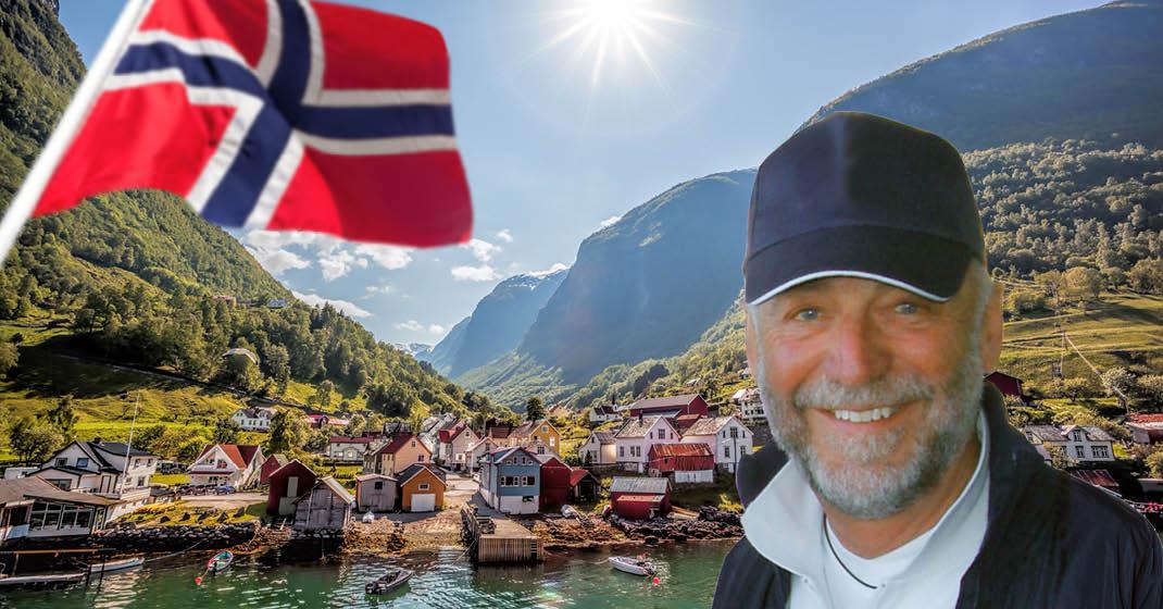 MS Trollfjord KF9131_Sommer mit Hurtigruten7