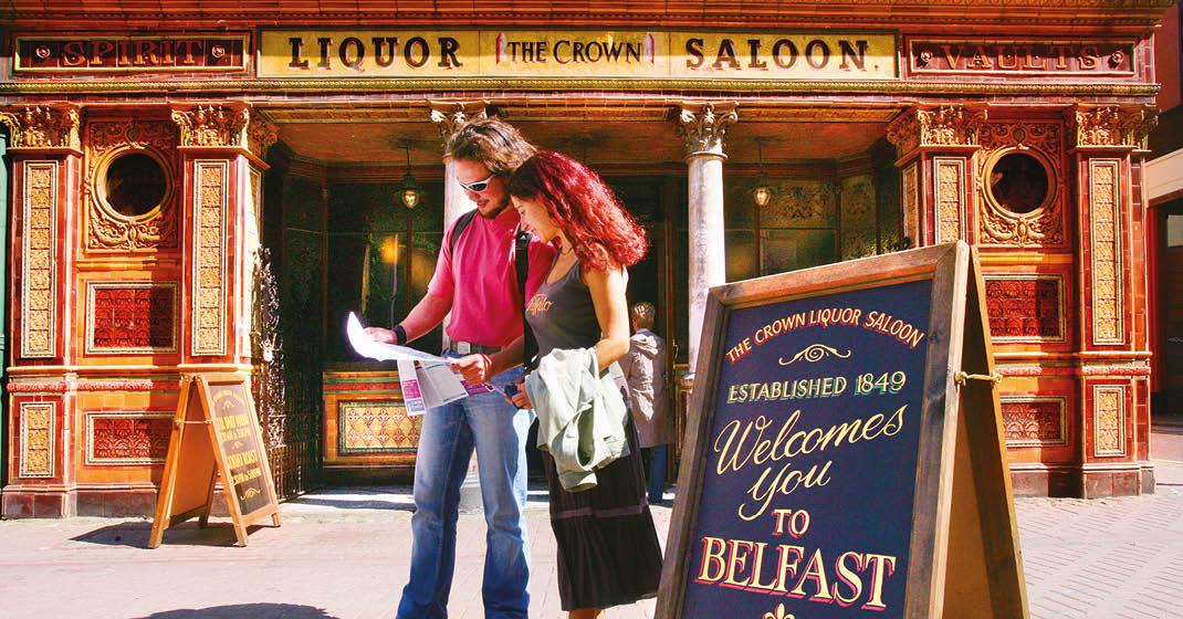 MSC Meraviglia_Belfast
