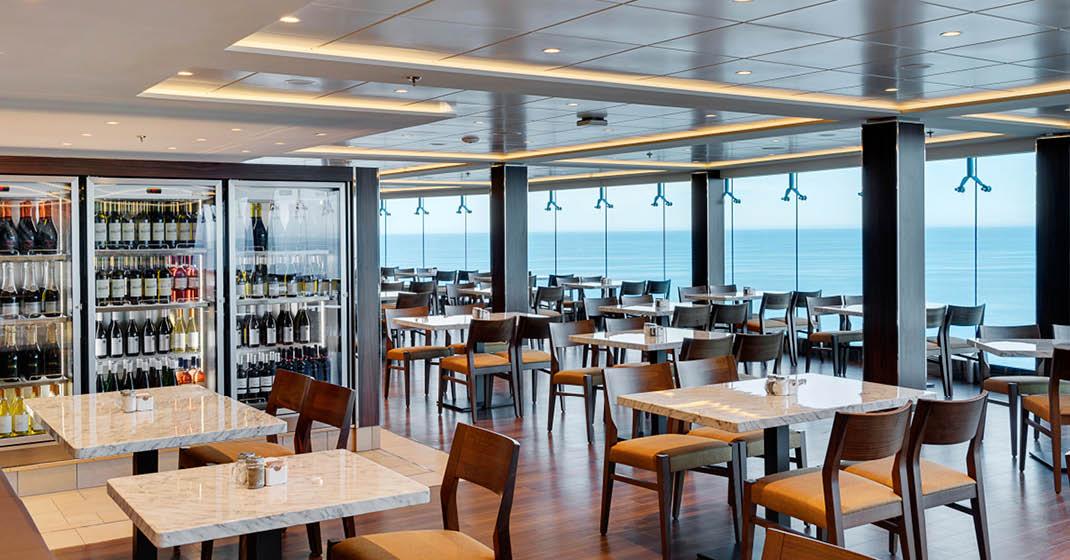 MSC Meraviglia_Restaurant