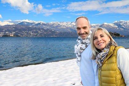 Weihnachten am Lago Maggiore