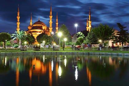 Türkei, Istanbul Silvester