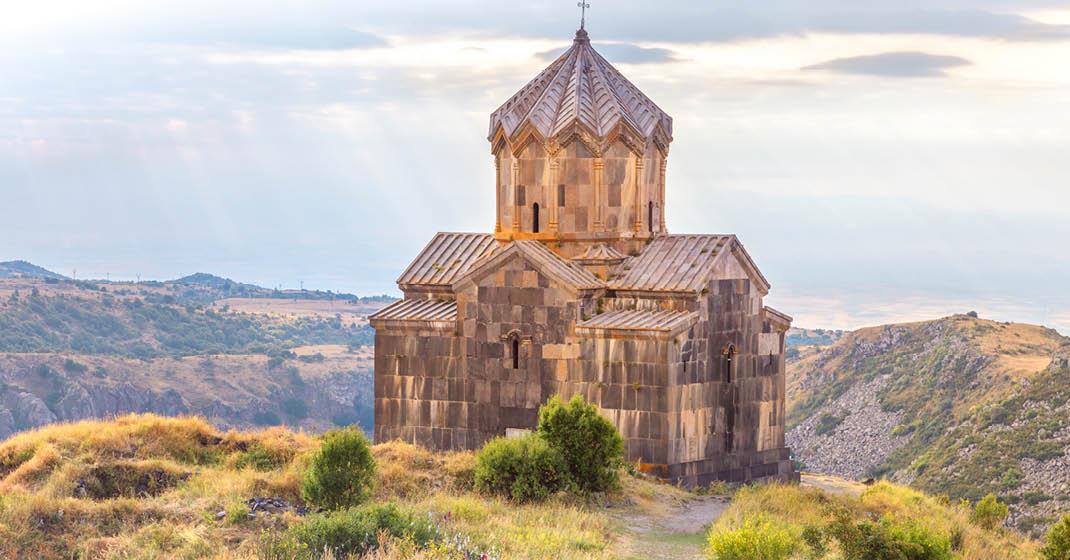FL9335_Armenien, Tatev - das Kloster in den Wolken
