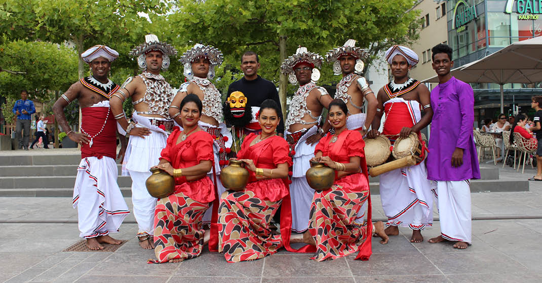 Kulturabend_Sri Lanka_2