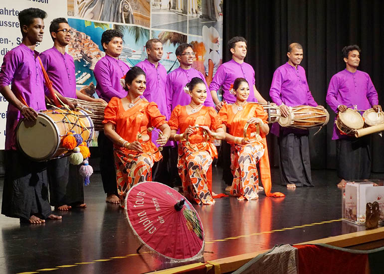Kulturabend Sri Lanka