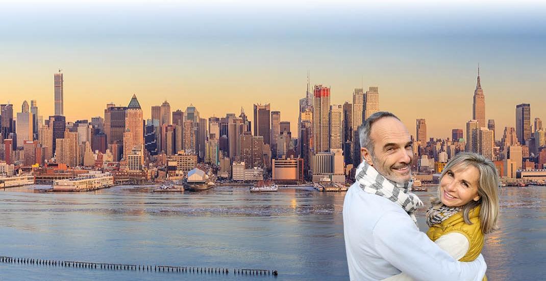FL9191_New York und der Hudson_