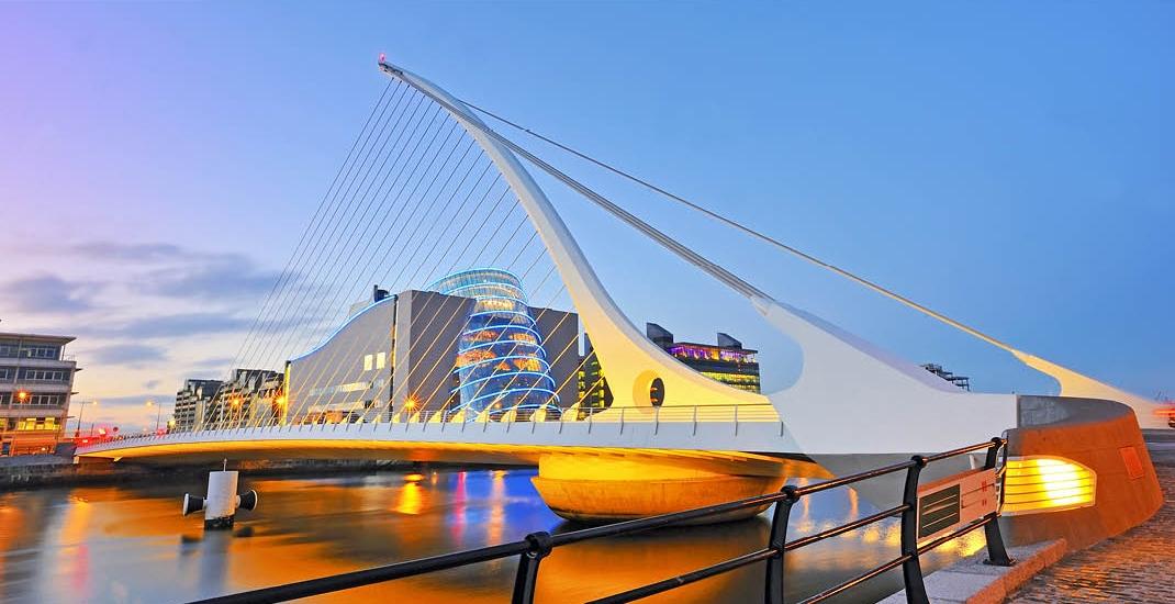 FL9280_Irland City Tour_Dublin und Belfast_