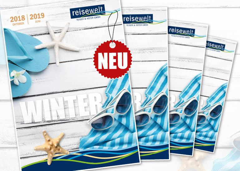 reisewelt Winterkatalog 2018_19