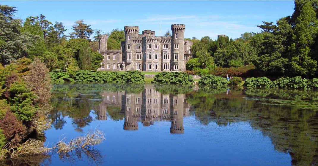 Irlands Schlösser und Gärten_