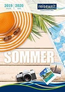 Sommerkatalog 2019 Titel