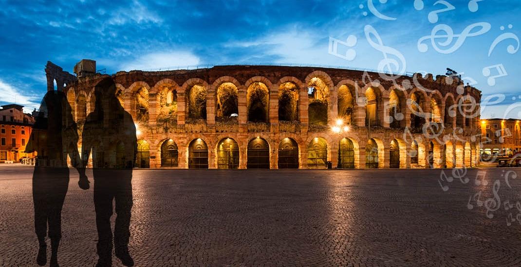 Arena di verona_Italien_Rom_
