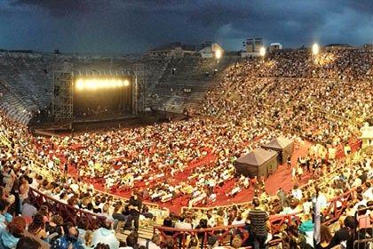 Arena di verona_Italien_Rom