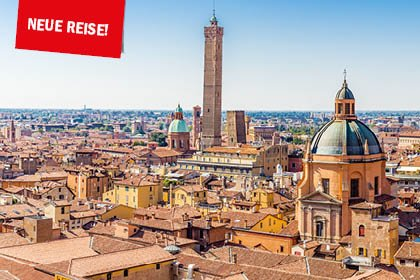 Italien Emilia Romagna