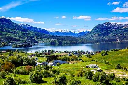 Wunderwelt der Fjorde