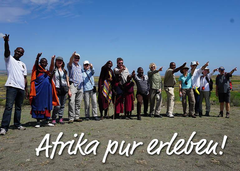 Afrika-Tag am Mittwoch den 23.01.2019 in Neuhof