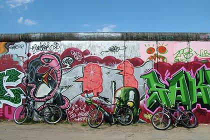 Berlin, 30 Jahre Mauerfall