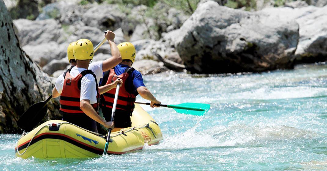 Kroatien - Rafting