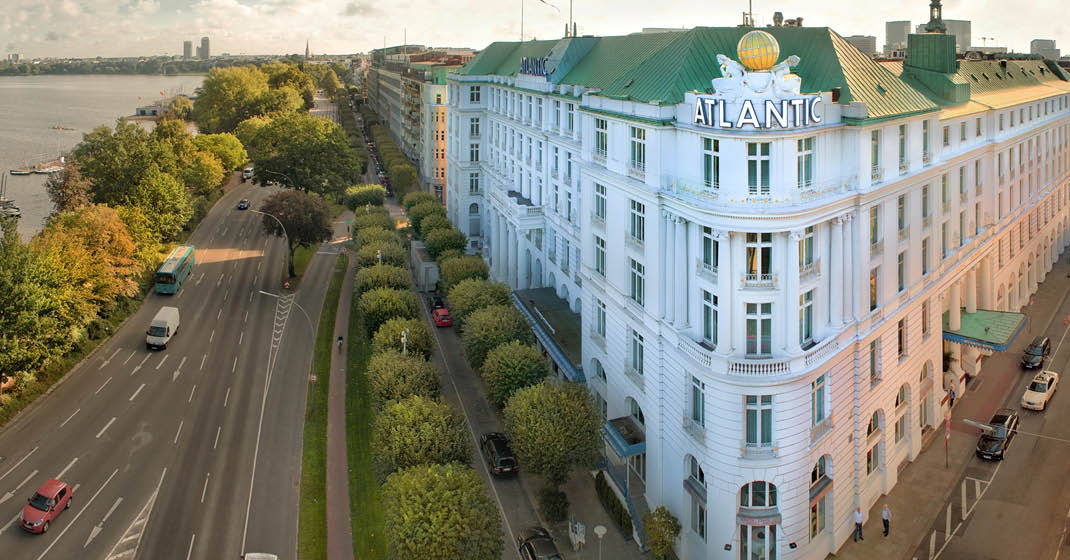 Hotel Atlanik Kempinski