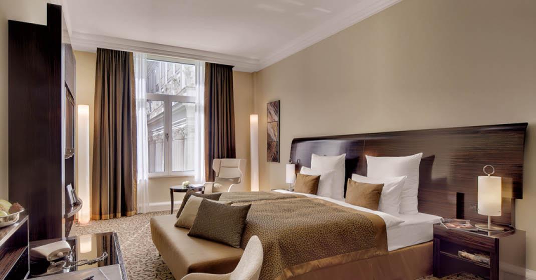 Hotel Atlanik Kempinski Zimmerbeispiel