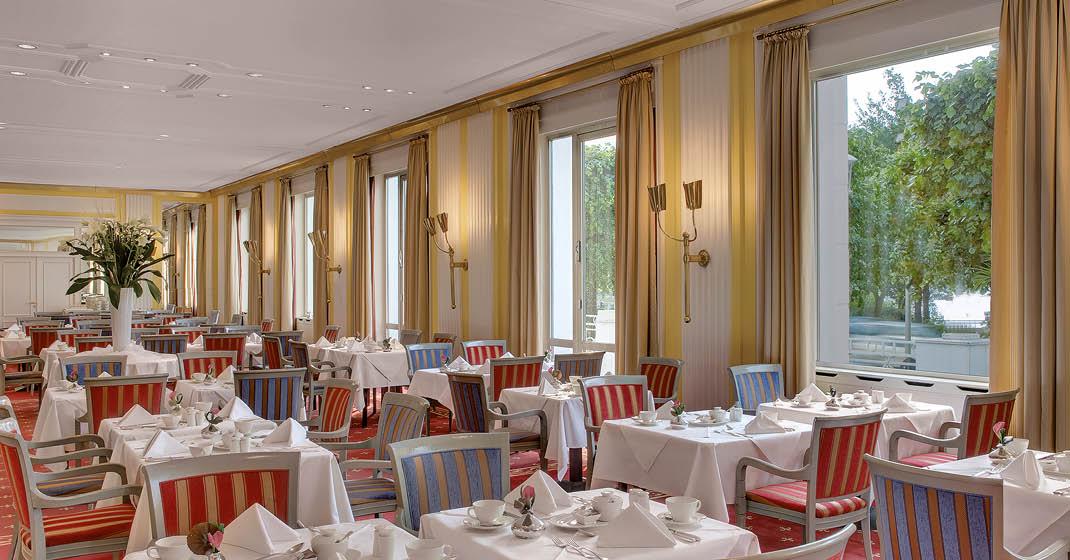 Alstersalon Hotel Atlantik Kempinski