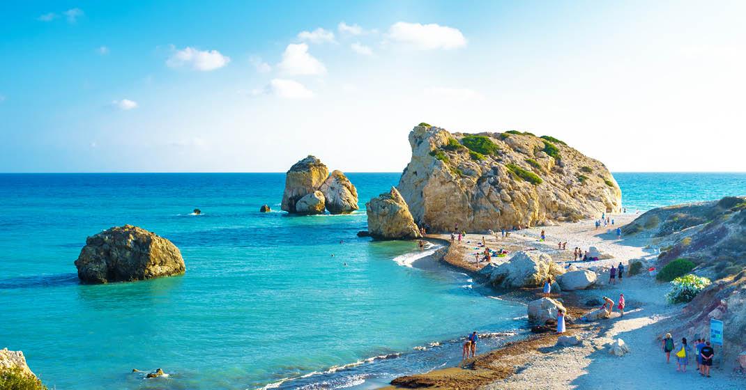 Die Küste Kretas