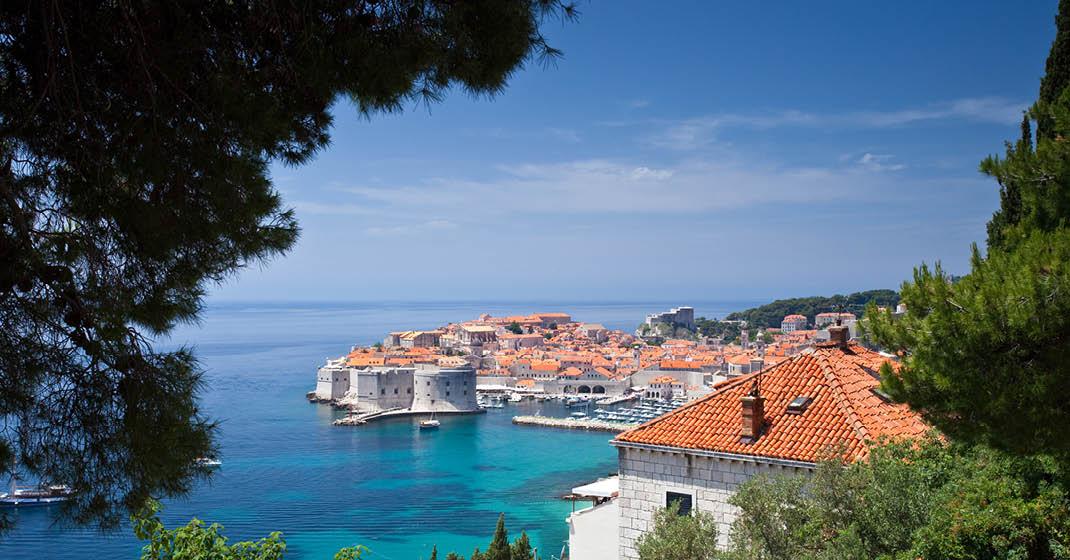 Dubrovnik, Perle der Adria