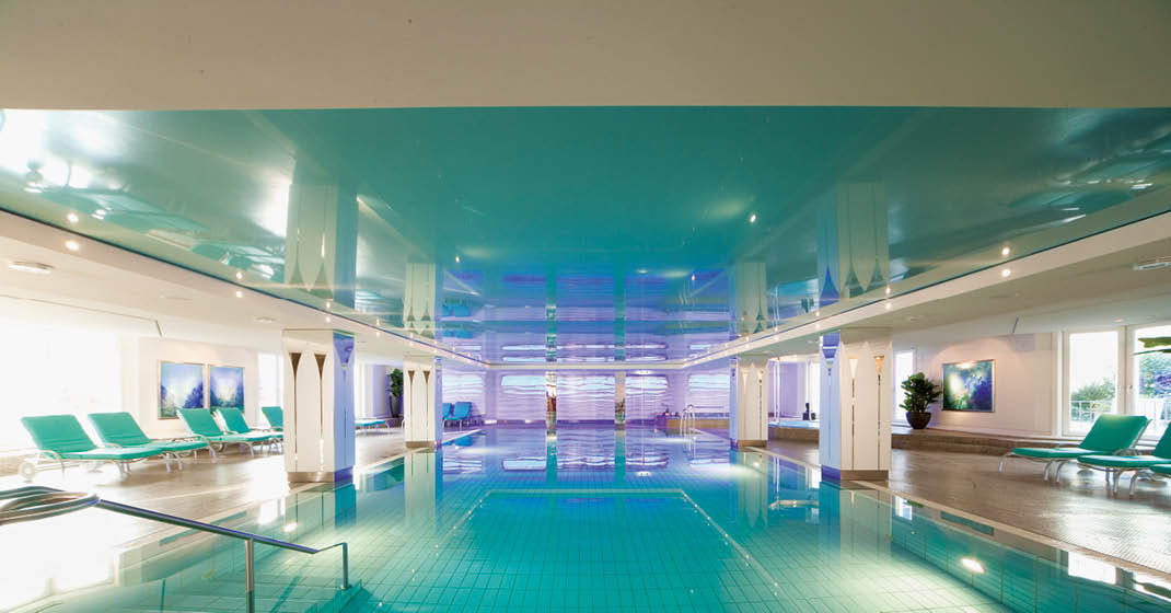 Hamburg Grand Elysee Pool